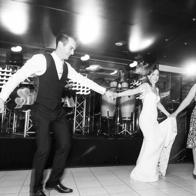 Sincopa Wedding Band Sydney